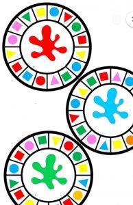 Renk Çemberi Aktivitesi