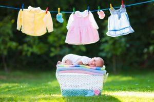 Bebek Giysileri Nasıl Yıkanır?