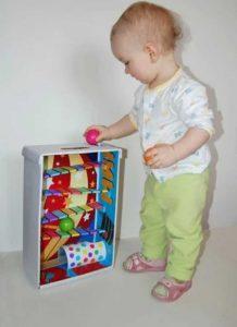 Karton Kutu ile Yapılan Etkinlikler