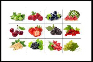Bu Desen Hangi Meyvenin?